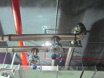 bu锈gang用于饮用水管领yu